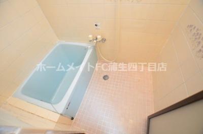 【浴室】グローリーハイツ都島