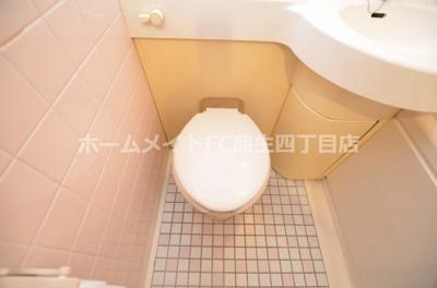 【トイレ】グランデール蒲生