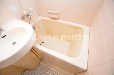 【浴室】グランデール蒲生