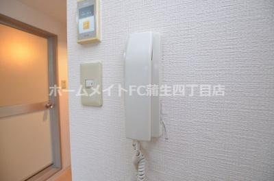 【セキュリティ】武田第2マンション