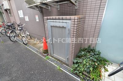 【収納】武田第2マンション