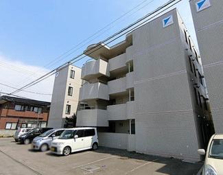 【外観】函館市深堀町一棟マンション