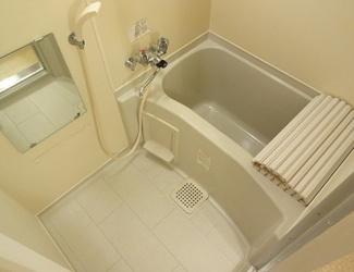 【浴室】函館市深堀町一棟マンション