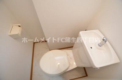 【トイレ】リバティ都島