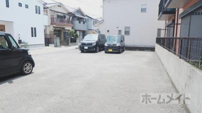 【駐車場】ドミール津之江