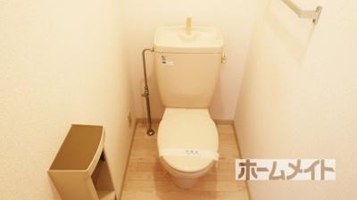 【トイレ】ドミール津之江