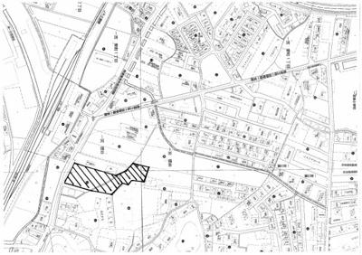 【地図】一宮徳谷 分譲地