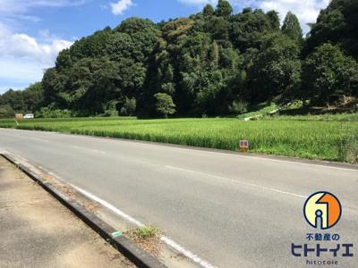 【外観】立花町 兼松 広めの土地