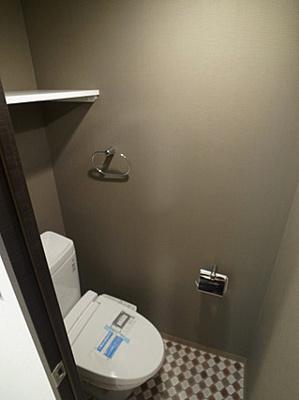 【トイレ】レジデンス三宮東グルーブ