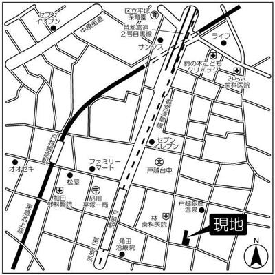 【地図】ティー.ジー.スリー