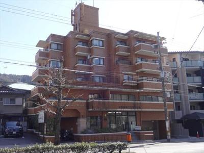 【外観】ライオンズマンション京都岡崎 3階部分