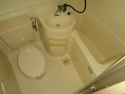 【浴室】東洋プラザ田辺