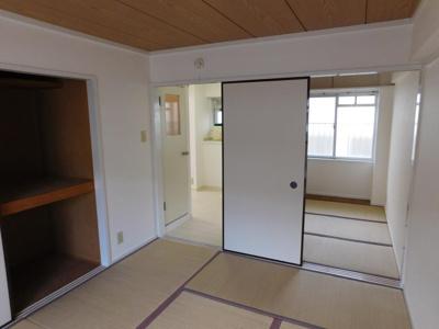 【和室】ビレッジハウス鎌倉4号棟