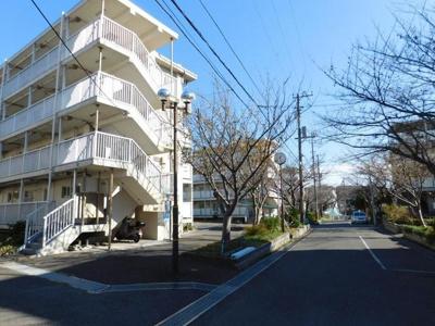 【エントランス】ビレッジハウス鎌倉4号棟