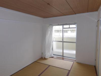 【寝室】ビレッジハウス鎌倉4号棟
