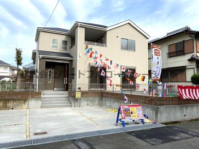 神戸市西区狩場台2丁目リーブルガーデン5期 新築一戸建 仲介手数料無料!