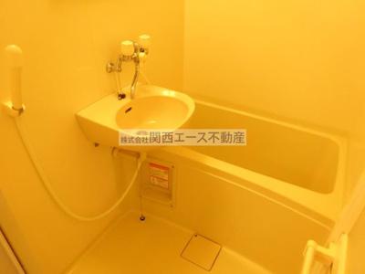 【浴室】レオパレス菱屋西