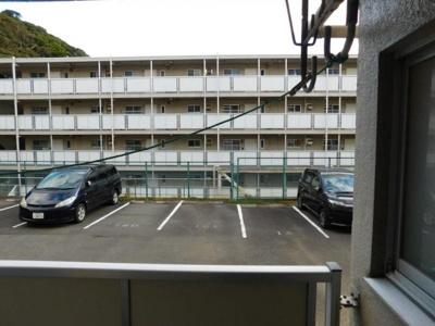 【展望】ビレッジハウス鎌倉9号棟