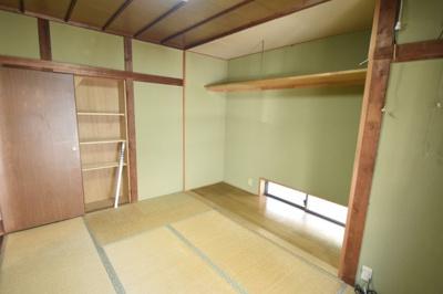 【和室】東阪田貸家