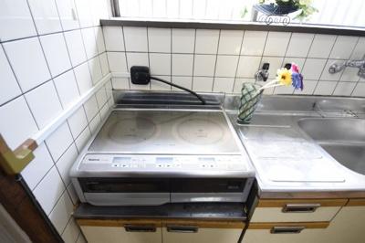【キッチン】東阪田貸家