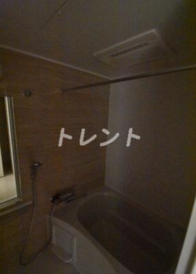 【浴室】ザパーククロス門前仲町