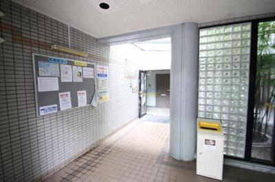 【ロビー】メゾン・ド・セジュール