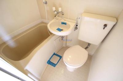【浴室】メゾン・ド・セジュール