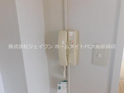 【セキュリティ】ビレッジハウス鎌倉10号棟