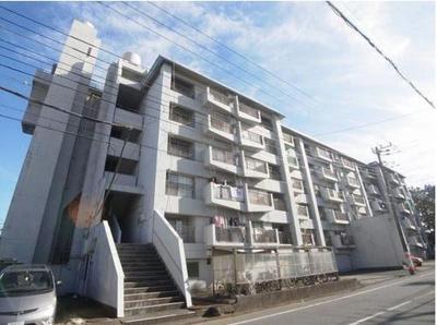 【外観】茅ヶ崎チサンマンション緑が浜