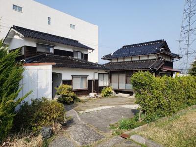 【外観】鳥取市南吉方3丁目中古戸建て