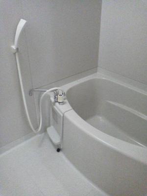 【浴室】ジュネス新涯 B棟