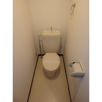 【トイレ】ハートフルマンション エクセラン