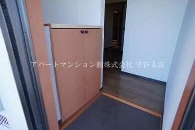 【玄関】プランドール谷井田