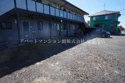【駐車場】プランドール谷井田
