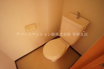 【トイレ】プランドール谷井田