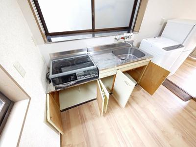 【キッチン】ナラパーク吉村