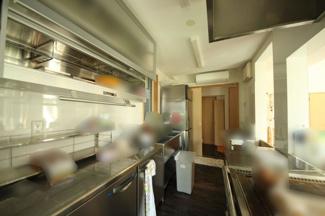本格料理ができそうなキッチン