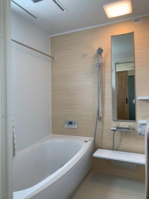 【浴室】大津市衣川1丁目40 新築分譲