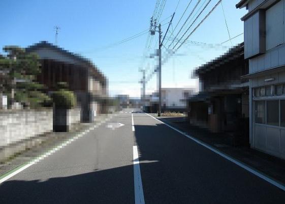 【前面道路含む現地写真】香南市野市町西野