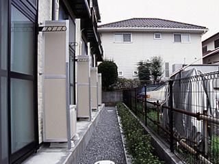 【玄関】サンセール丸山台