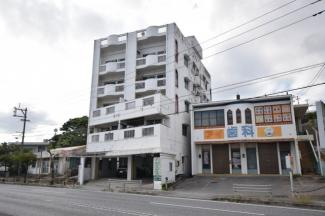 中城村字当間の売アパート