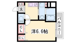 神戸市北区有野中町一棟アパート