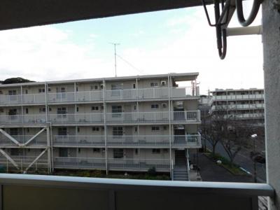 【展望】ビレッジハウス鎌倉5号棟