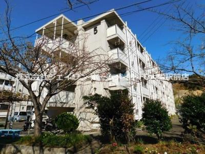 【外観】ビレッジハウス鎌倉5号棟