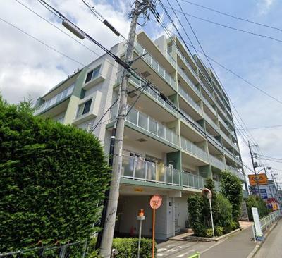 【外観】グランスイート昭島