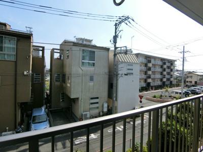 【展望】コーポ富士見台(コーポフジミダイ)