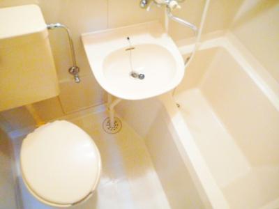 【浴室】コーポサツキ