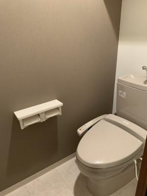 【トイレ】アルテノースタワー
