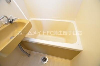 【浴室】リバーヒル蒲生