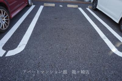 【駐車場】グラシオッソ
